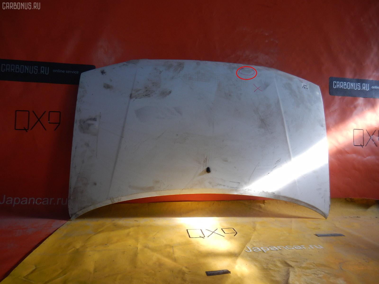 Капот SUZUKI ALTO HA23S. Фото 2
