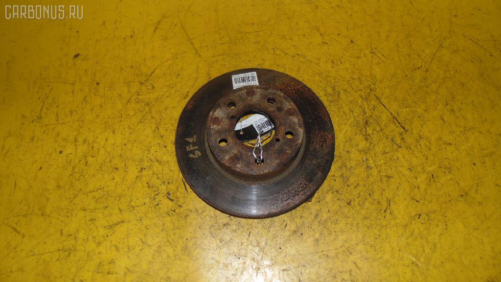 Тормозной диск SUBARU IMPREZA WAGON GF1 EJ15 Фото 1