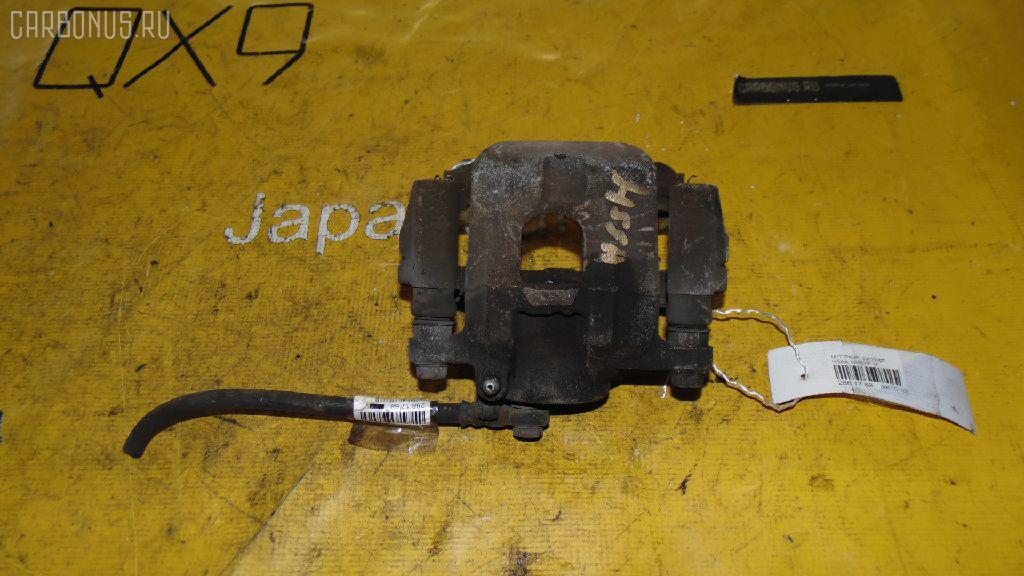 Суппорт MITSUBISHI PAJERO MINI H58A 4A30. Фото 1