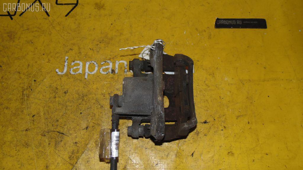 Суппорт MITSUBISHI PAJERO MINI H58A 4A30. Фото 2