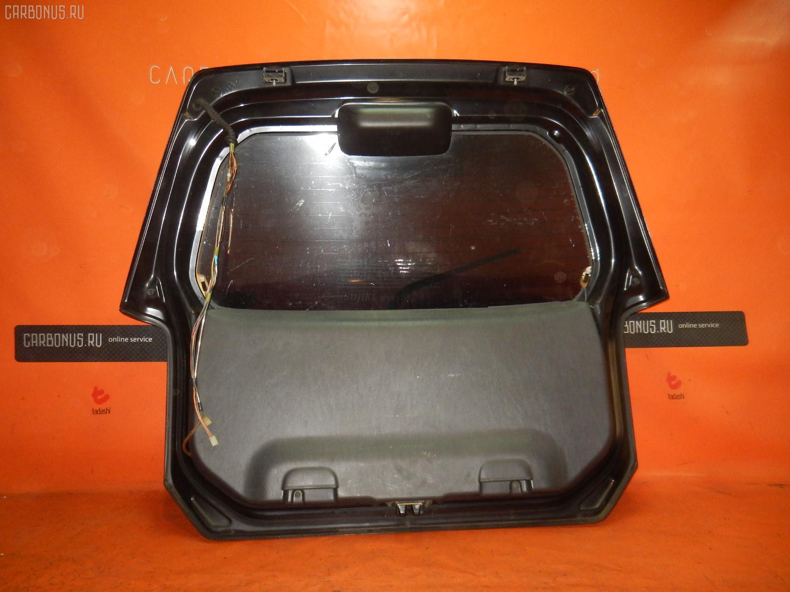 Дверь задняя SUZUKI WAGON R MC12S Фото 2