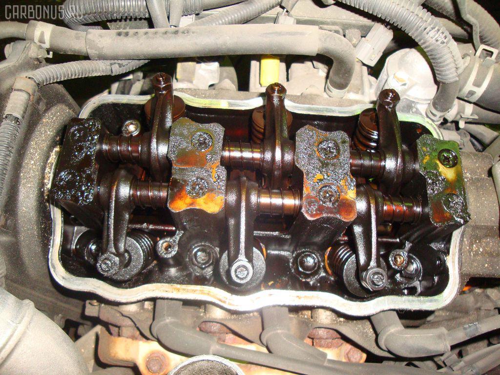 Двигатель SUZUKI WAGON R MC11S F6A-T. Фото 1