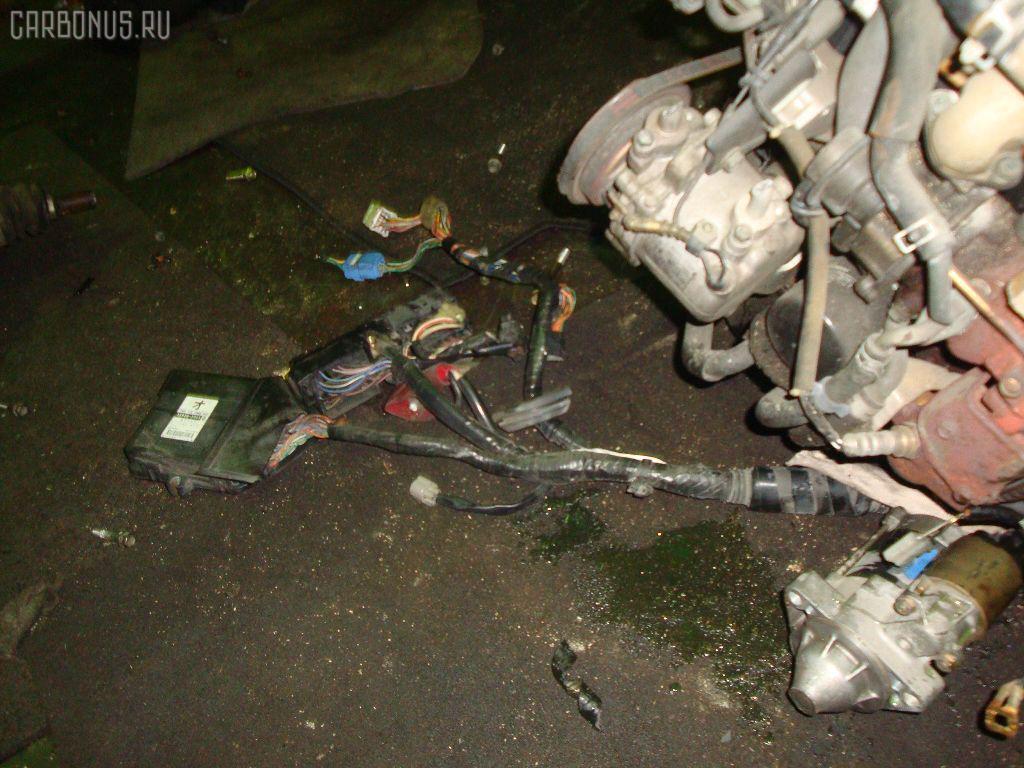 Двигатель SUZUKI WAGON R MC11S F6A-T. Фото 5