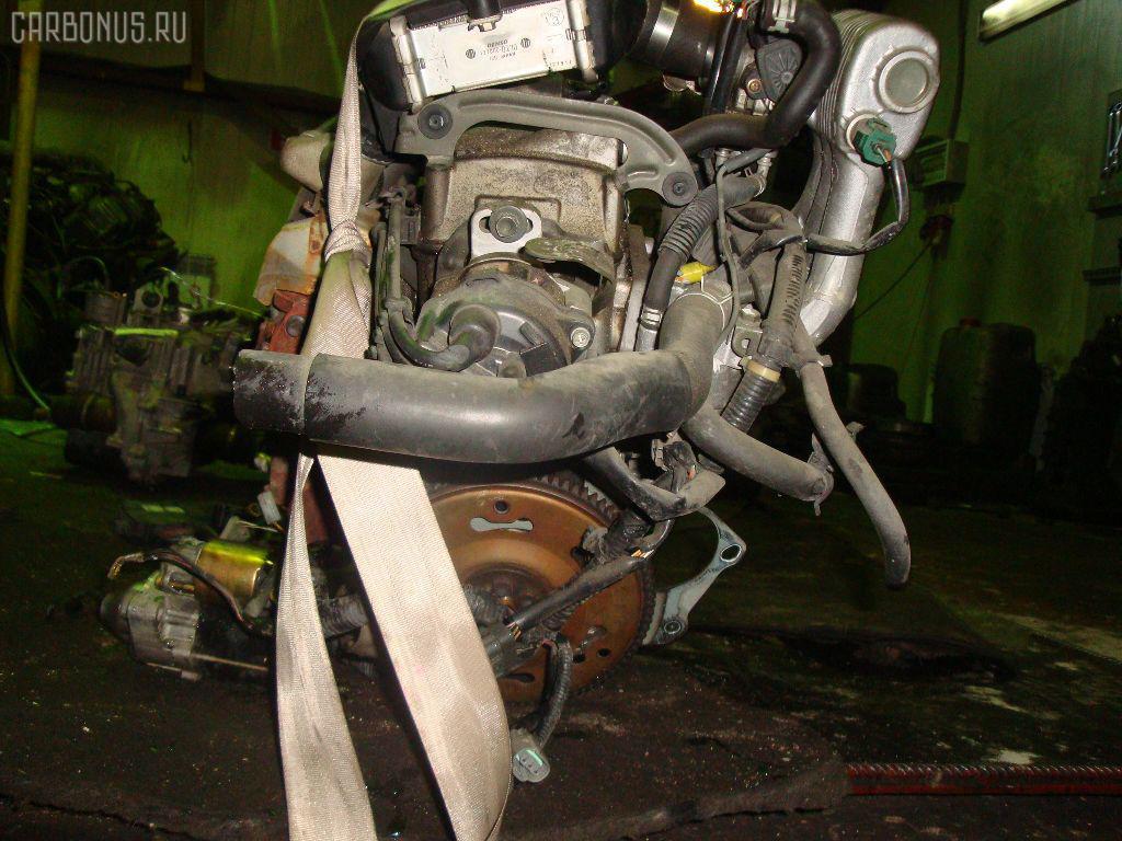 Двигатель SUZUKI WAGON R MC11S F6A-T. Фото 6