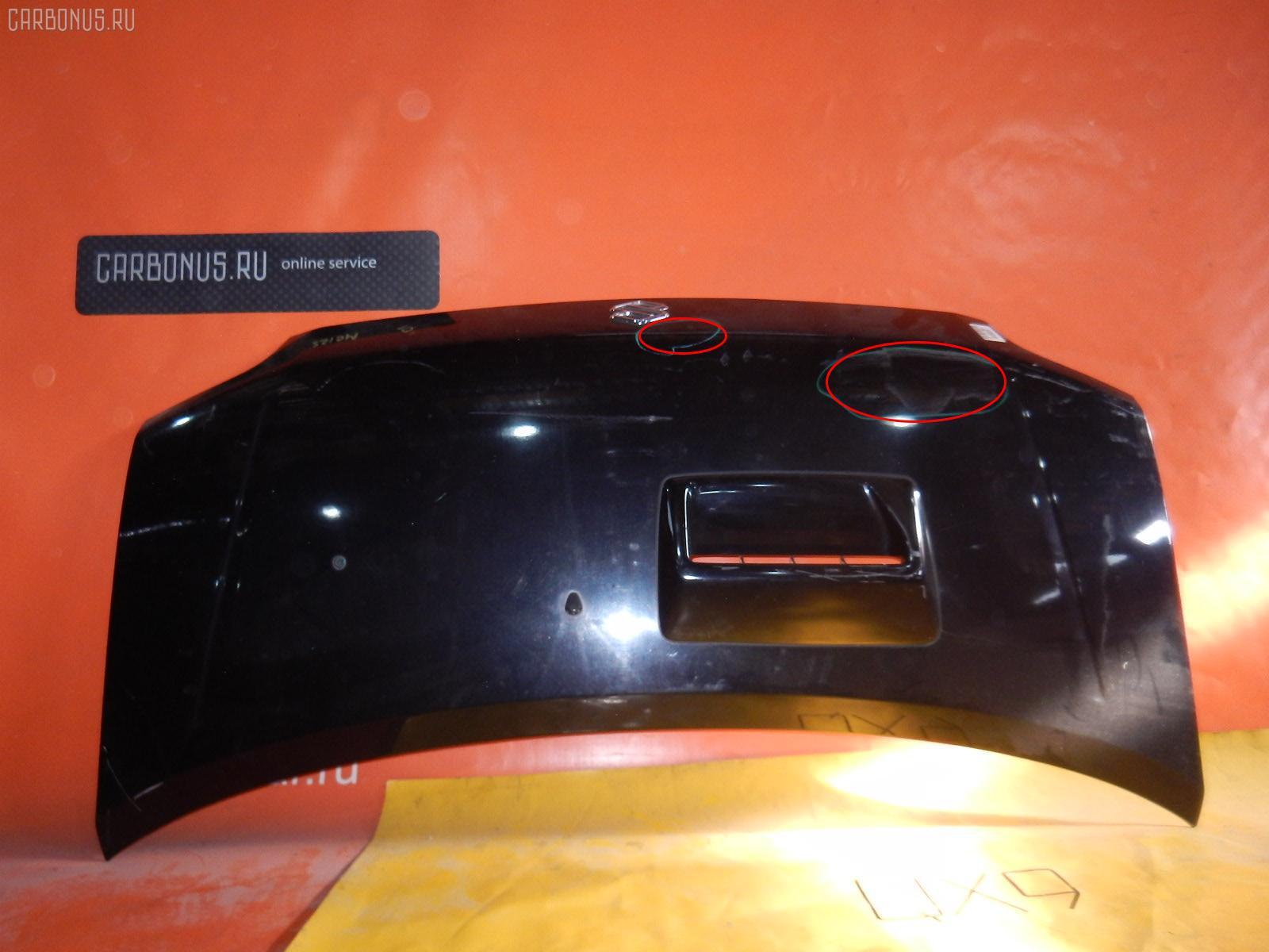 Капот SUZUKI WAGON R MC12S Фото 2