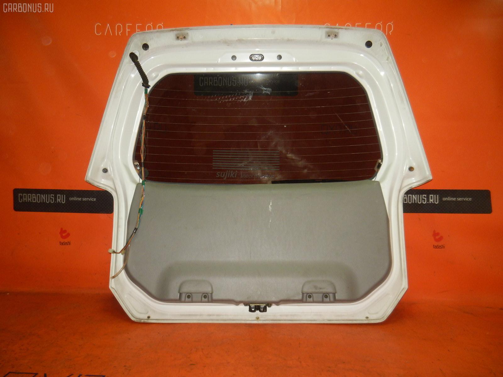 Дверь задняя Suzuki Wagon r MC12S Фото 1