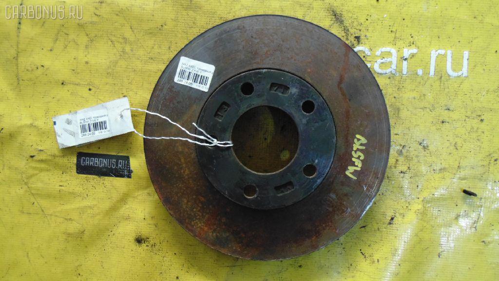 Тормозной диск MAZDA AXELA SPORT BL5FW ZY-VE Фото 1
