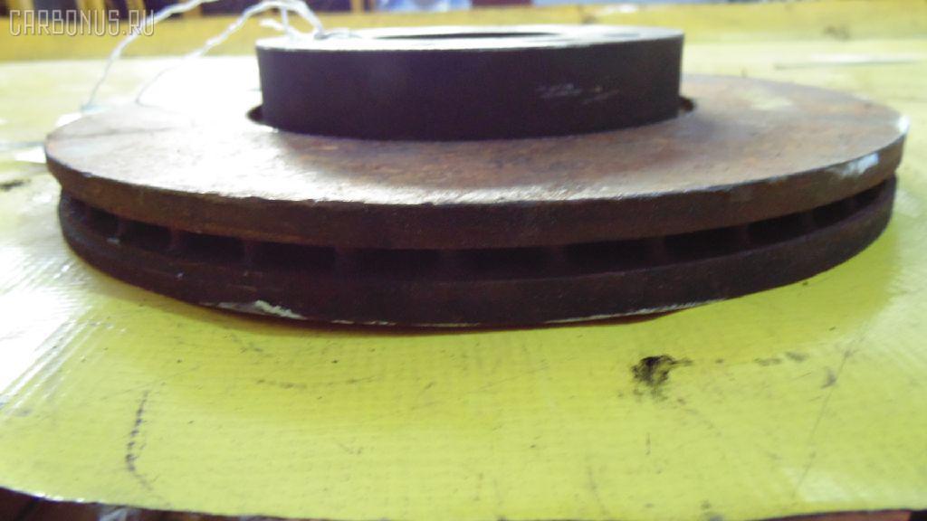Тормозной диск MAZDA AXELA SPORT BL5FW ZY-VE Фото 2