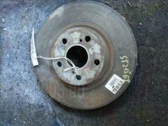 Тормозной диск Toyota Caldina ST215G 3S-GE Фото 1
