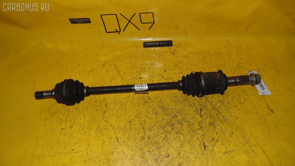 Привод Honda Z PA1 E07Z Фото 1