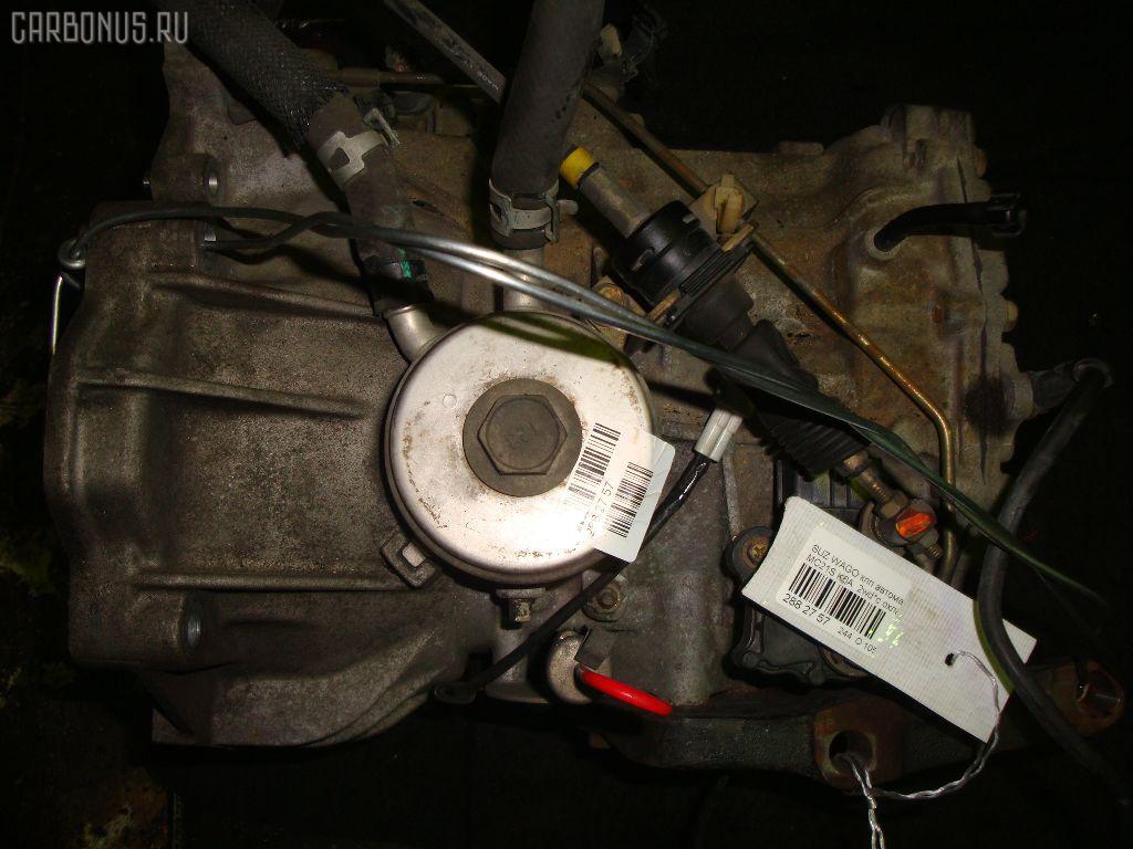 КПП автоматическая SUZUKI WAGON R MC21S K6A Фото 1