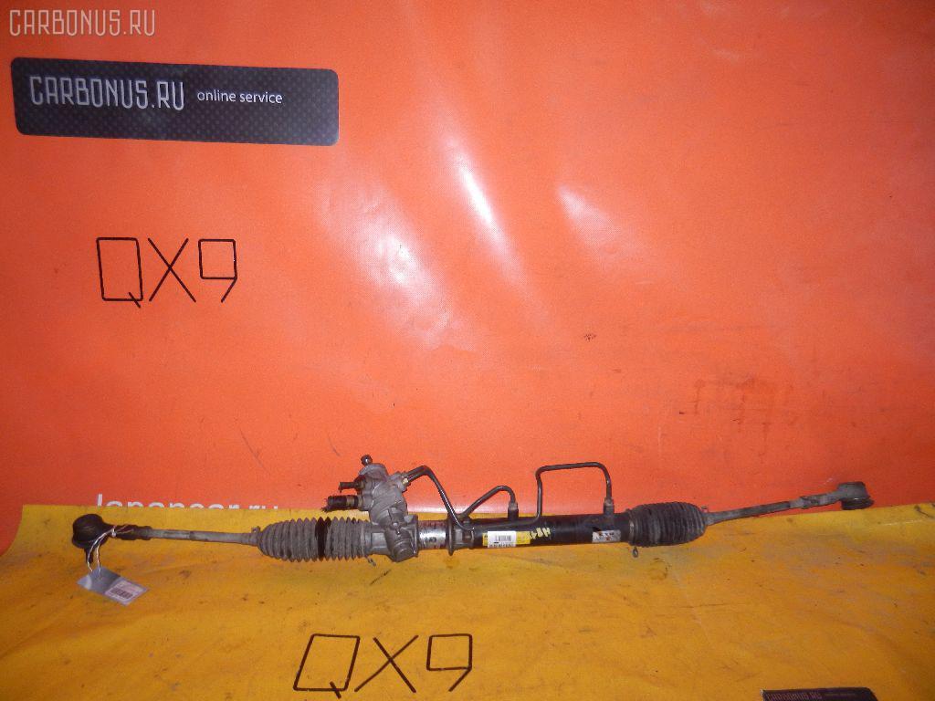 Рулевая рейка MITSUBISHI EK WAGON H81W 3G83. Фото 2