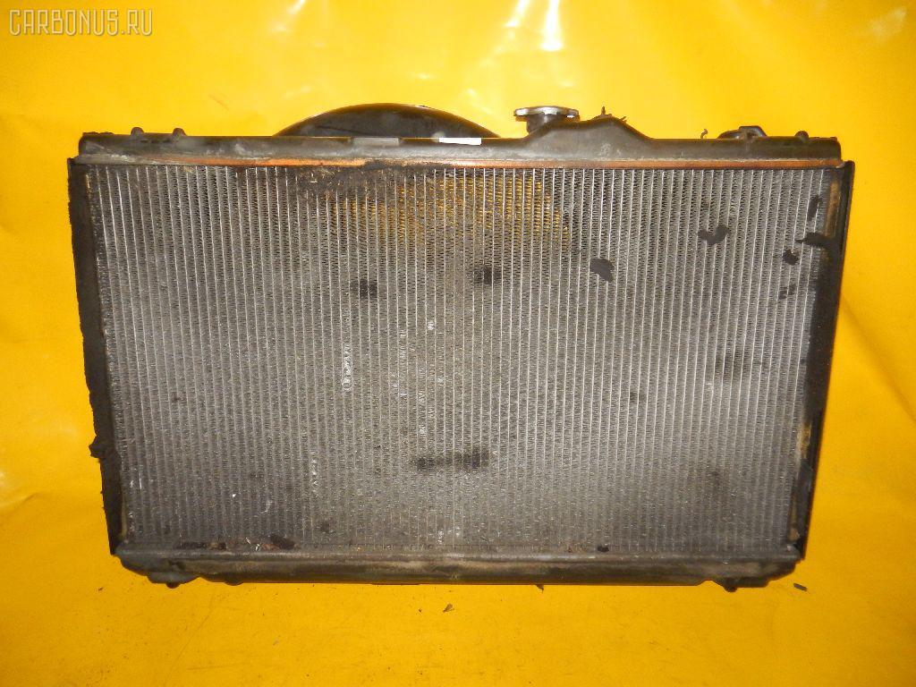 Радиатор ДВС TOYOTA VEROSSA GX115 1G-FE. Фото 5