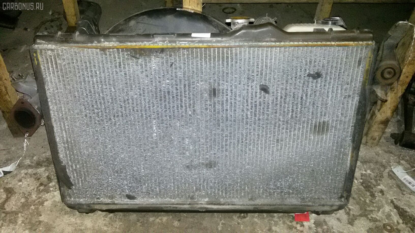 Радиатор ДВС TOYOTA VEROSSA GX115 1G-FE. Фото 3