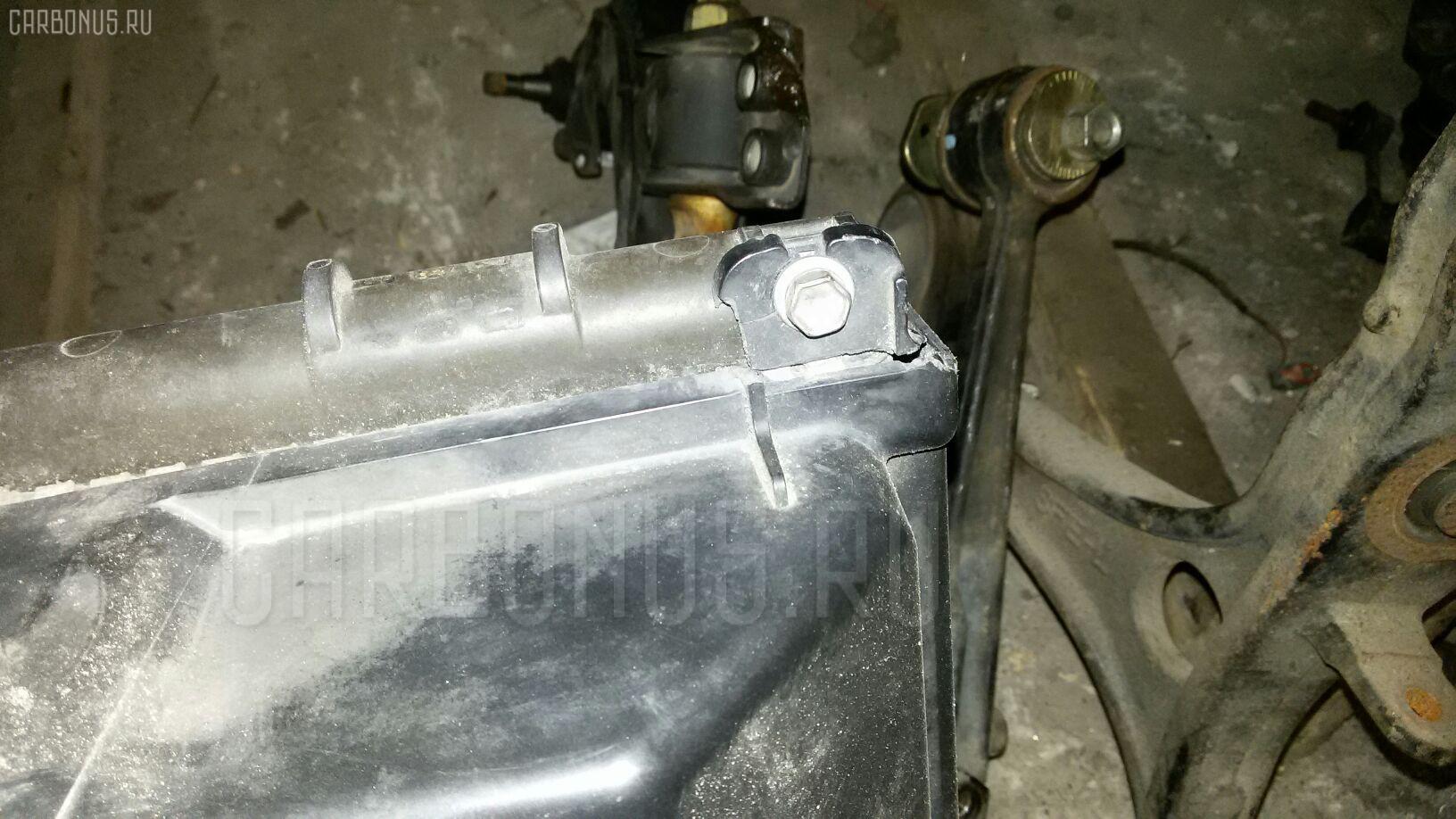 Радиатор ДВС TOYOTA MARK II GX110 1G-FE Фото 1