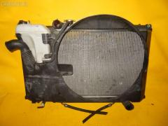 Радиатор ДВС TOYOTA MARK II GX110 1G-FE Фото 4