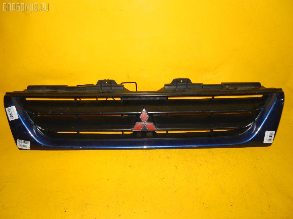 Решетка радиатора MITSUBISHI PAJERO MINI H58A. Фото 9