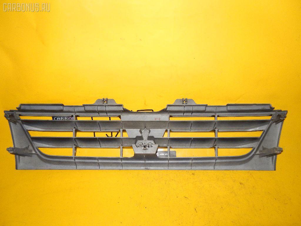 Решетка радиатора MITSUBISHI PAJERO MINI H58A. Фото 10