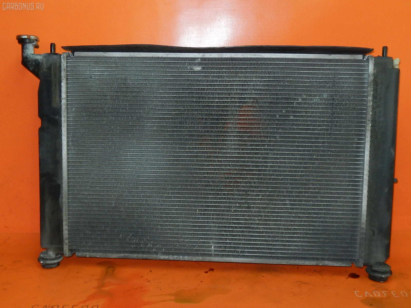 Радиатор ДВС TOYOTA ALLION ZZT240 1ZZ-FE. Фото 11