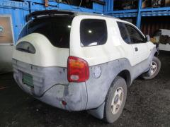 Тросик стояночного тормоза Isuzu Vehicross UGS25DW 6VD1 Фото 3