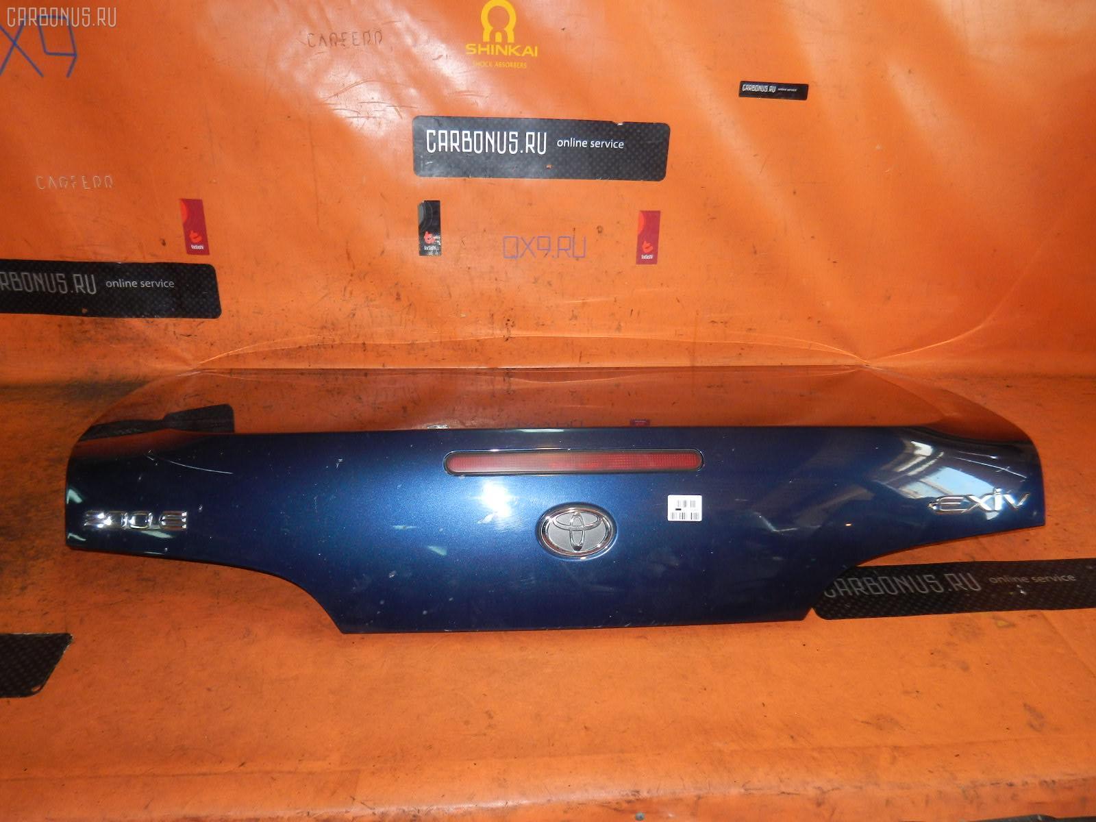 Крышка багажника TOYOTA CORONA EXIV ST202. Фото 5
