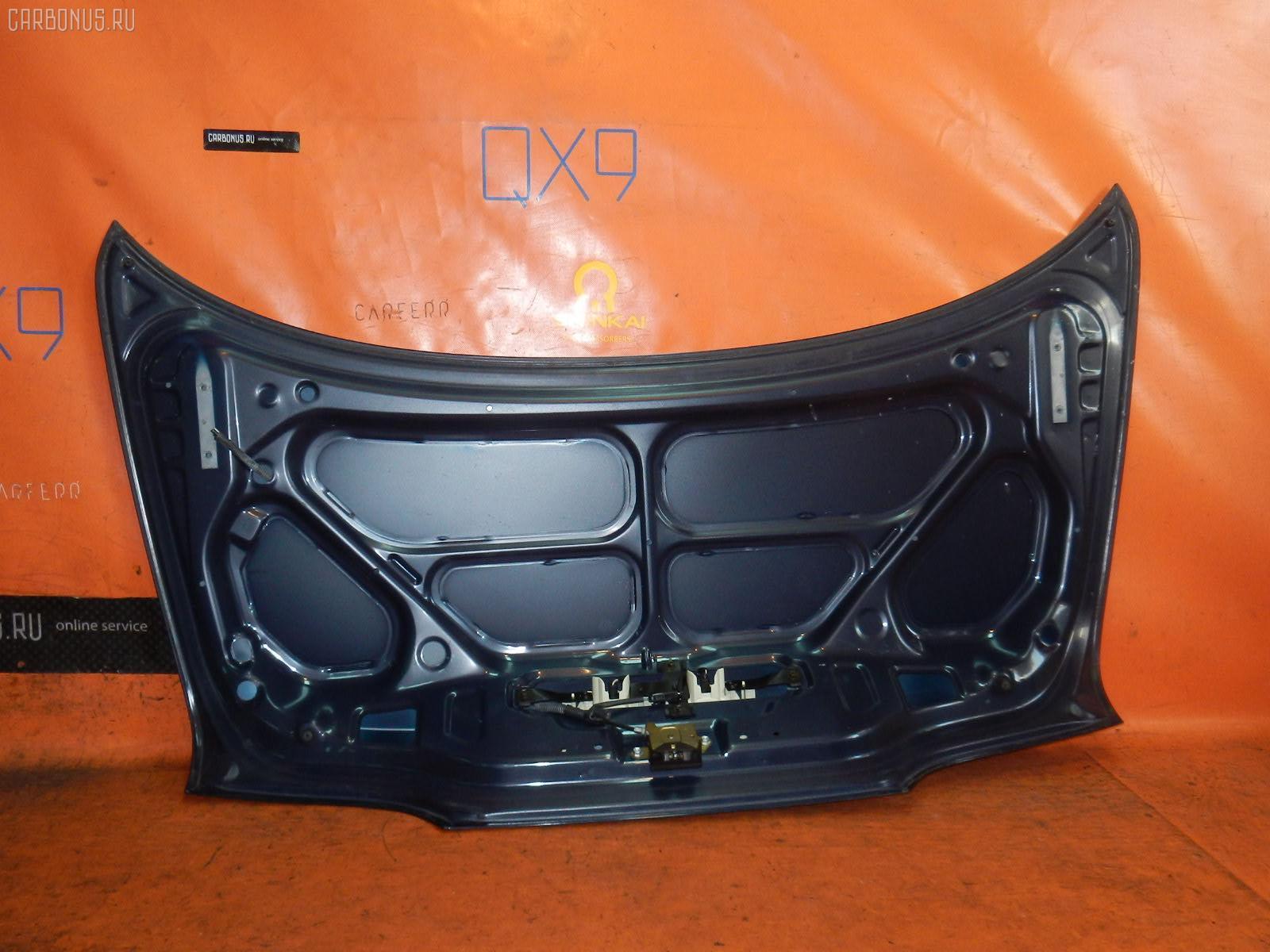 Крышка багажника TOYOTA CORONA EXIV ST202. Фото 4
