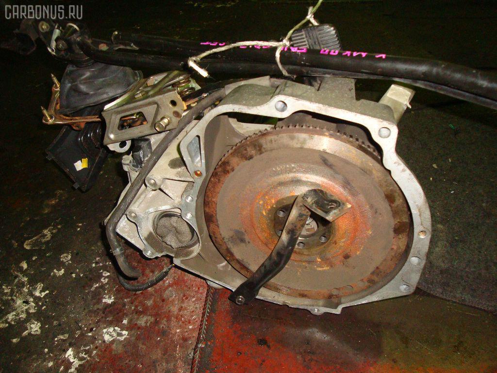 КПП механическая NISSAN SUNNY FB14 GA15DE. Фото 2