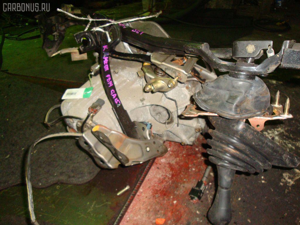 КПП механическая NISSAN SUNNY FB14 GA15DE. Фото 3