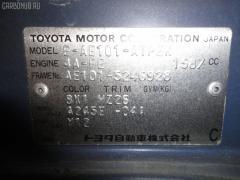 Крышка багажника TOYOTA COROLLA CERES AE101 Фото 6