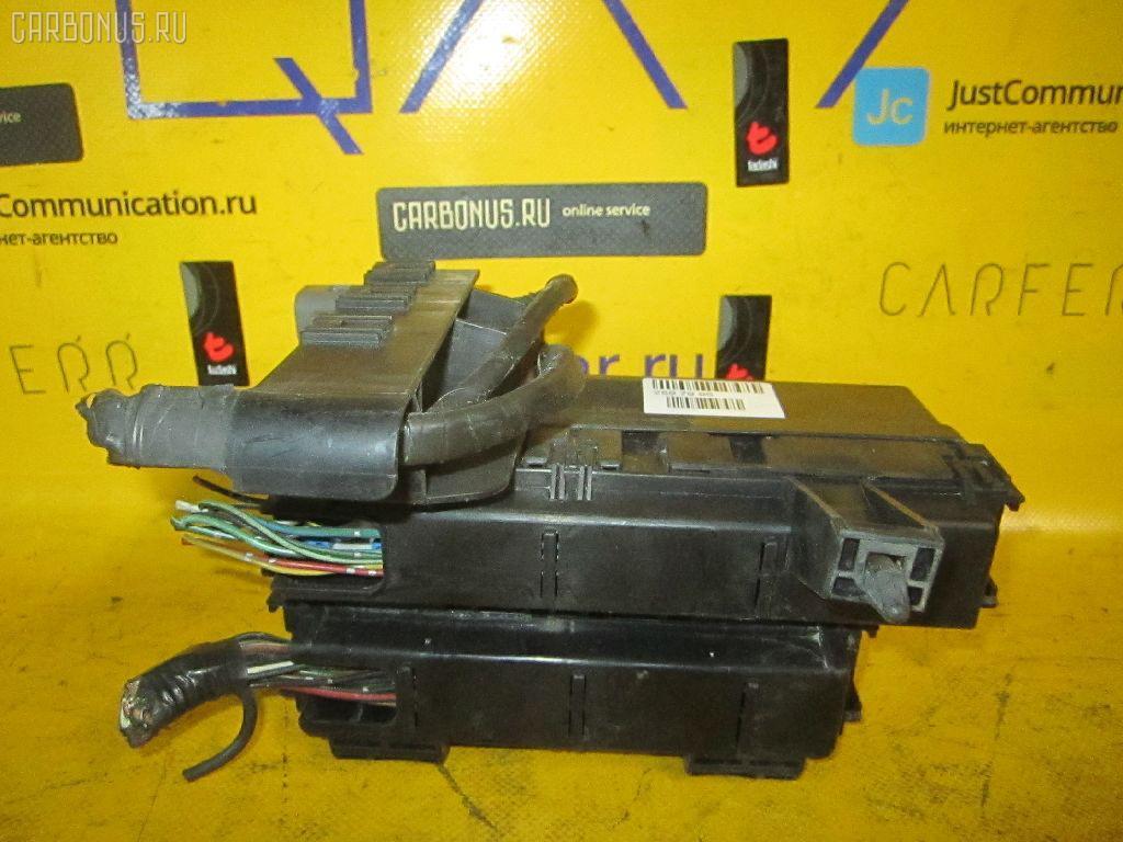 Блок предохранителей NISSAN AVENIR VEW10 GA16DS. Фото 3