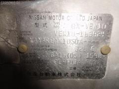 Лямбда-зонд NISSAN AVENIR VEW10 GA16DS Фото 5