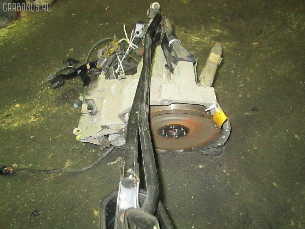 КПП механическая NISSAN SUNNY FB14 GA15DE. Фото 4
