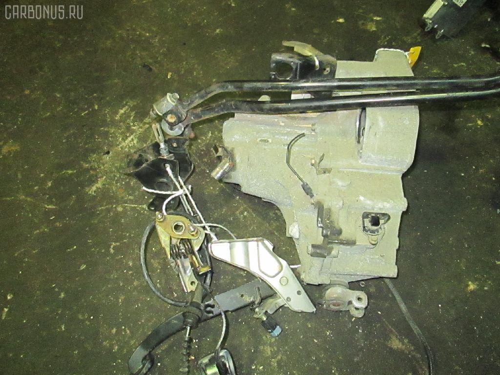 КПП механическая NISSAN SUNNY FB14 GA15DE. Фото 5