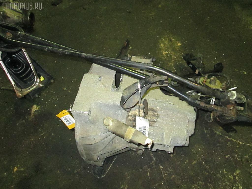 КПП механическая NISSAN SUNNY FB14 GA15DE. Фото 6