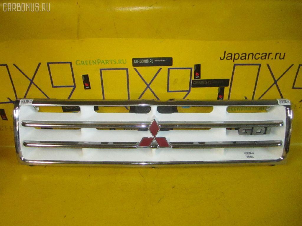 Решетка радиатора MITSUBISHI PAJERO V45W. Фото 3