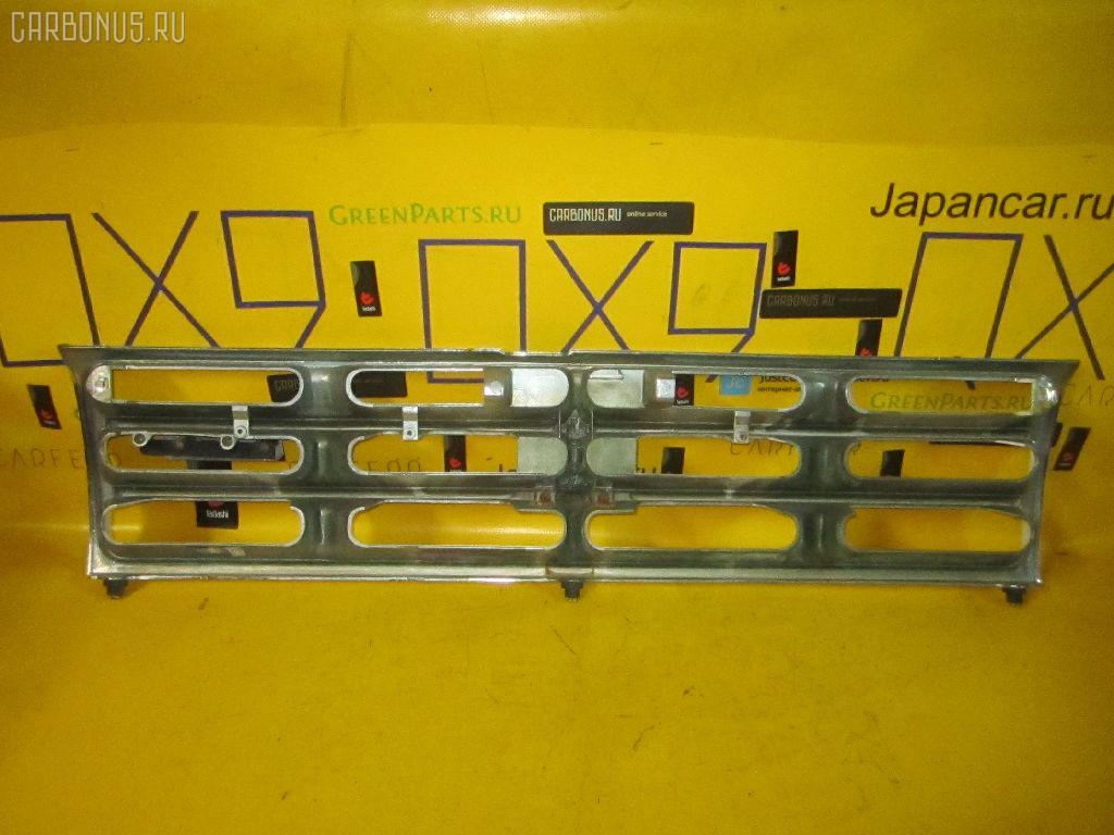 Решетка радиатора MITSUBISHI PAJERO V45W. Фото 4