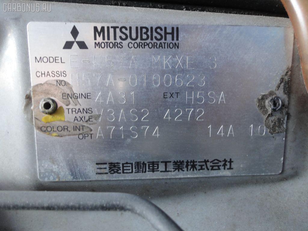 Тросик на коробку передач MITSUBISHI PAJERO JUNIOR H57A 4A31 Фото 5