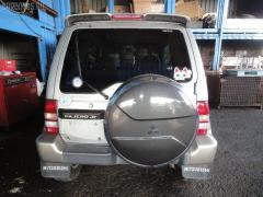 Тросик на коробку передач Mitsubishi Pajero junior H57A 4A31 Фото 3