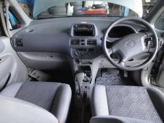 Решетка под лобовое стекло Toyota Corolla spacio AE111N Фото 7