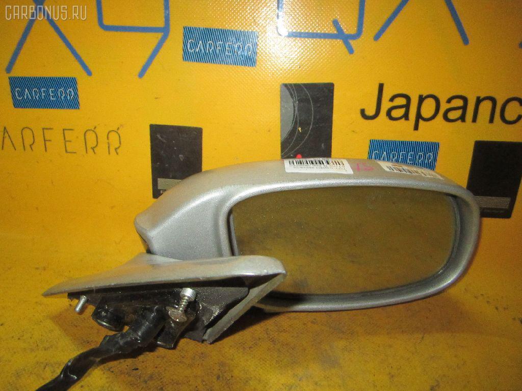 Зеркало двери боковой TOYOTA CORONA EXIV ST202. Фото 7