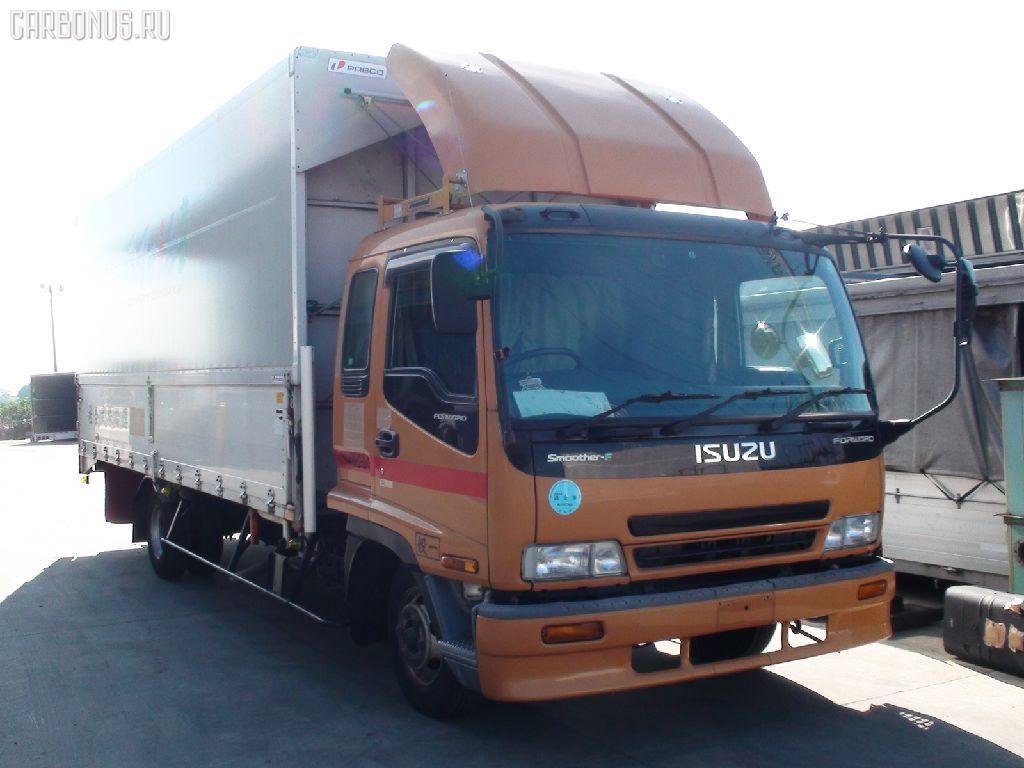Радиатор кондиционера ISUZU FORWARD FRR35L4 6HL1 Фото 3