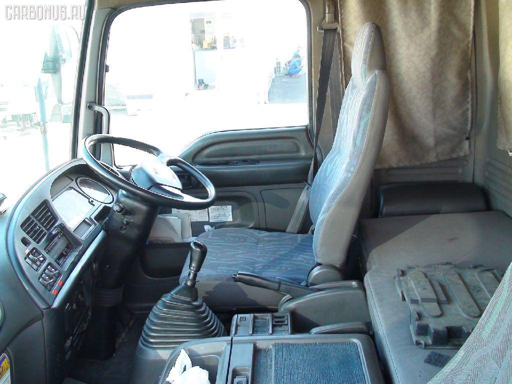 Радиатор кондиционера ISUZU FORWARD FRR35L4 6HL1 Фото 5