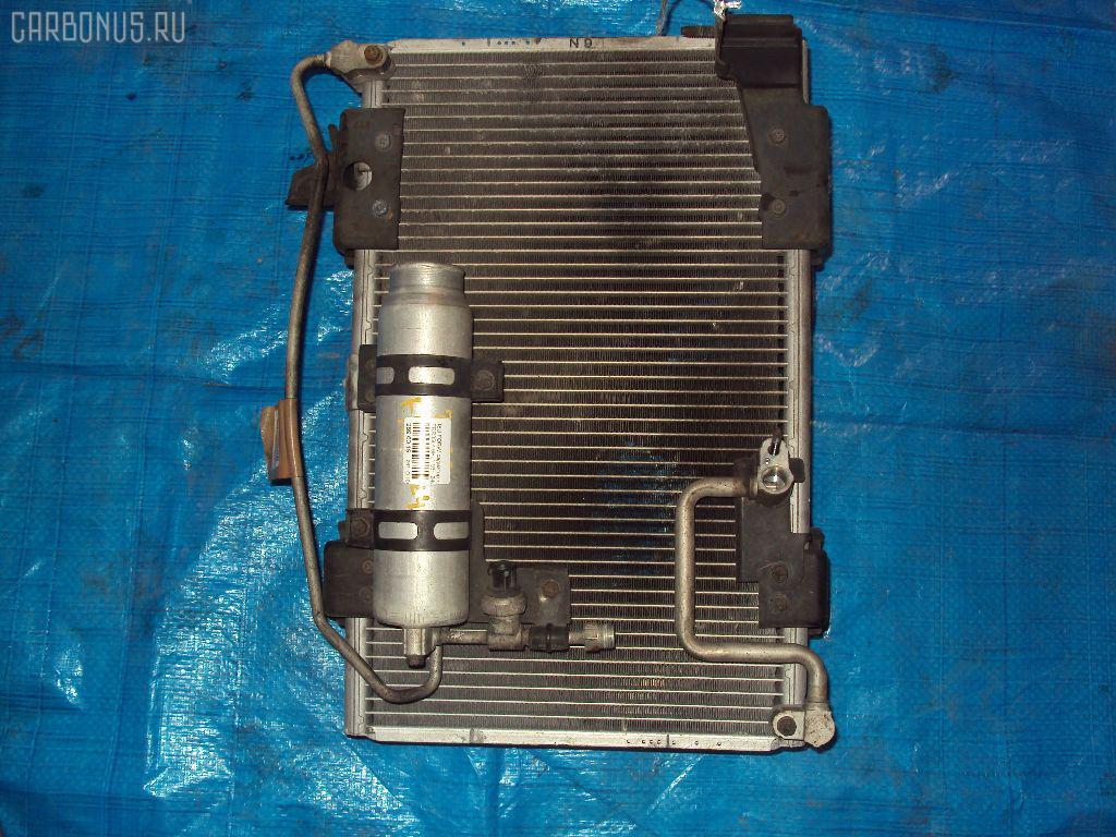Радиатор кондиционера ISUZU FORWARD FRR35L4 6HL1 Фото 1