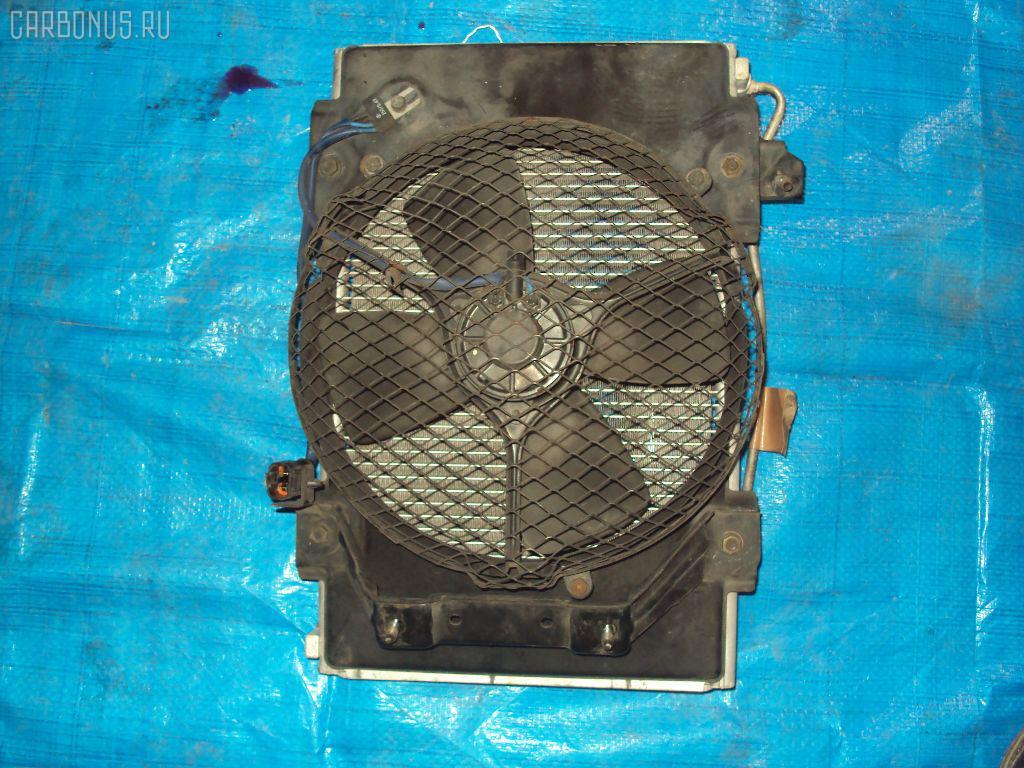 Радиатор кондиционера ISUZU FORWARD FRR35L4 6HL1 Фото 2