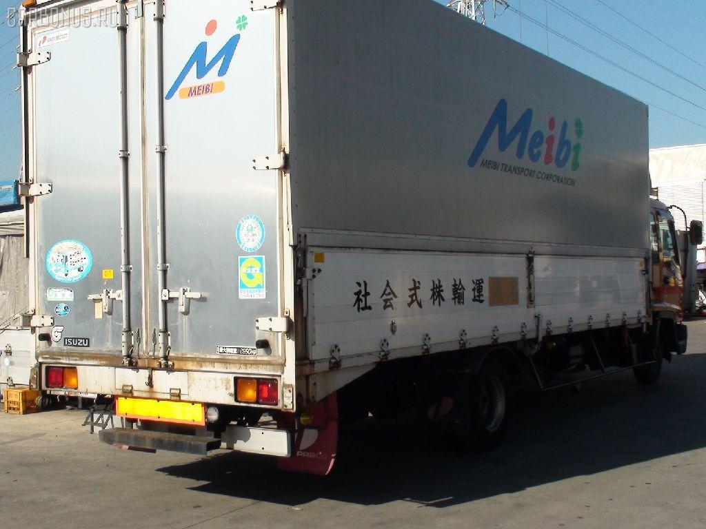 Шланг кондиционера ISUZU FORWARD FRR35L4 6HL1 Фото 3