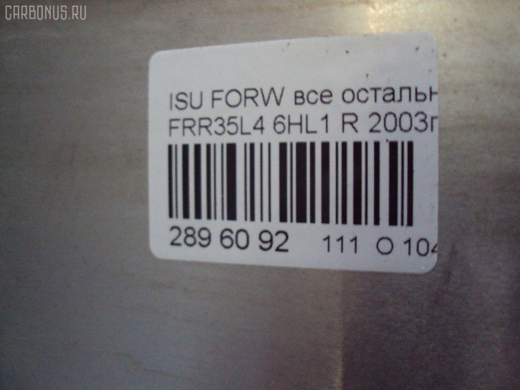 Кузов грузовой ISUZU FORWARD FRR35L4 6HL1 Фото 8