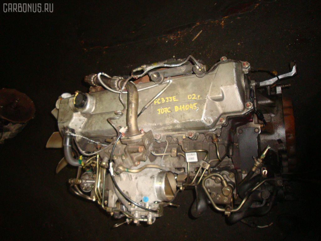 Двигатель HINO RANGER FC3JJE J07C Фото 8