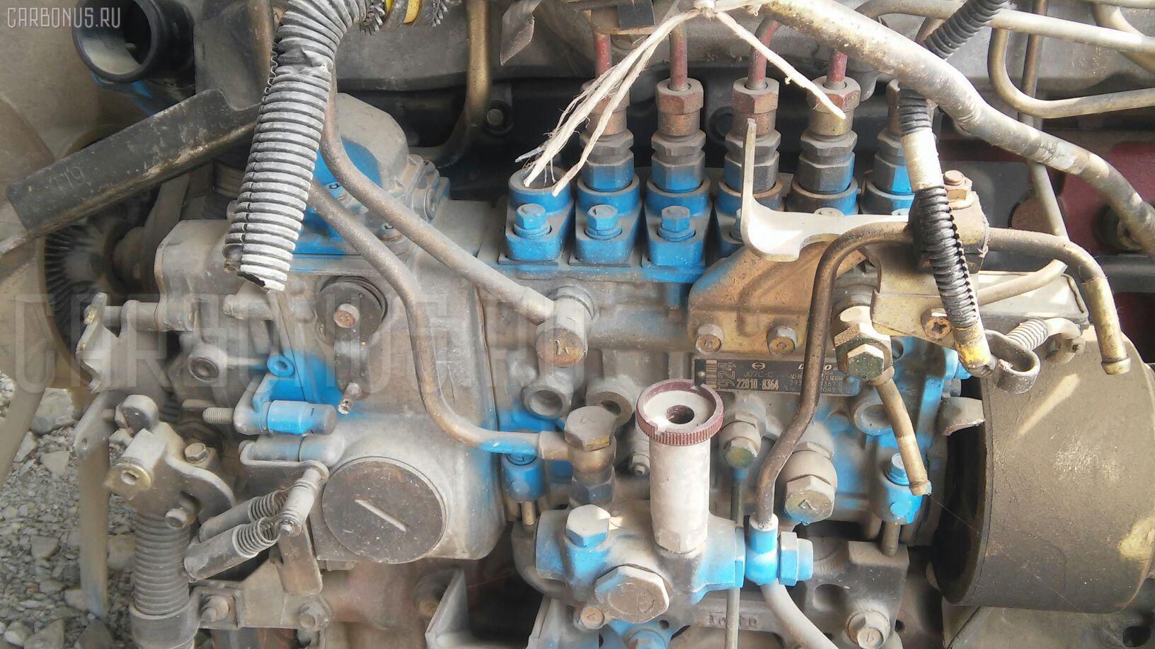 Двигатель HINO RANGER FC3JJE J07C Фото 3