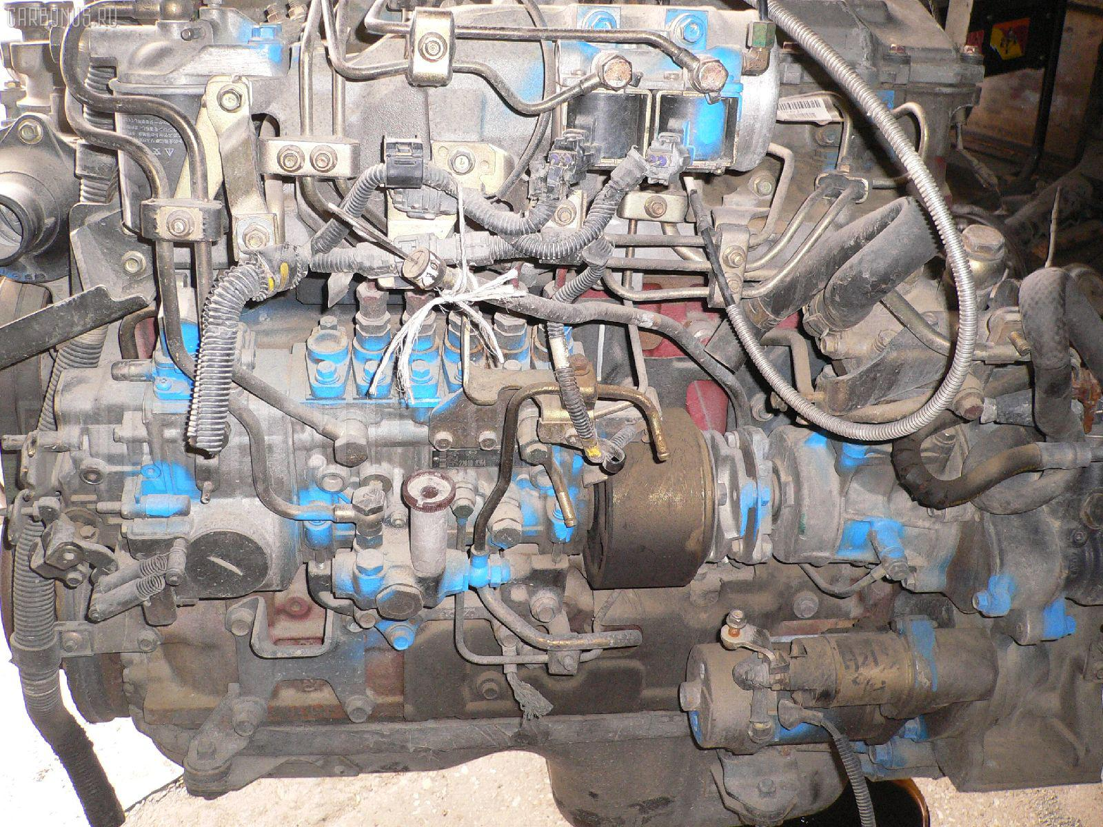 Двигатель HINO RANGER FC3JJE J07C Фото 1