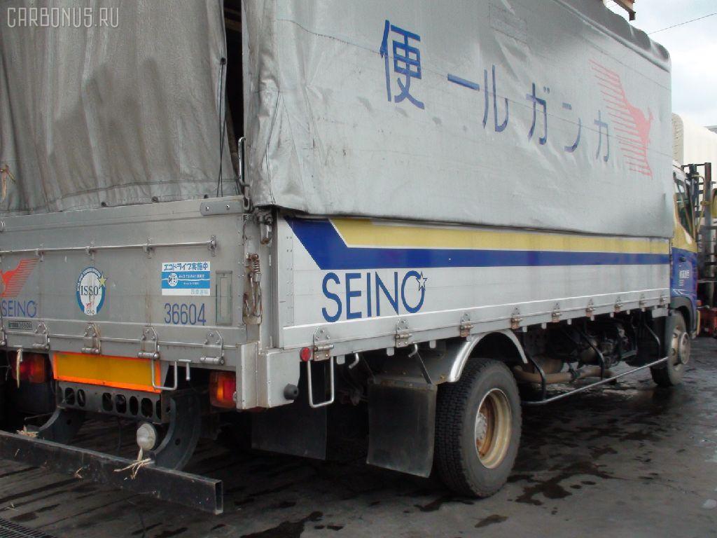 Тросик на коробку передач HINO RANGER FC3JJE J07C Фото 3